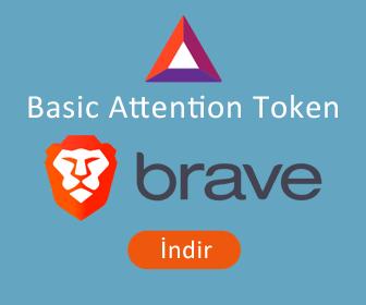 Brave Browserı kullan, BAT kazan!